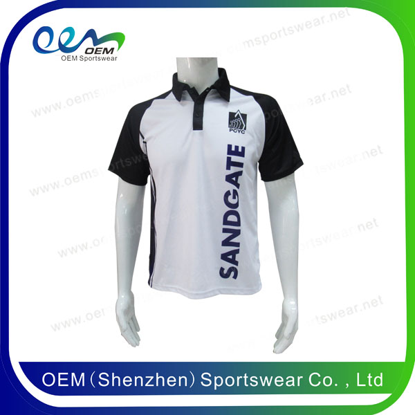 OEM service new design mens polo tshirts